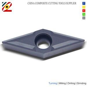 Image 3 - EDGEV 10pcs CNC Draaibank Cutter Carbide Inserts VBMT160404 VBMT160408 VBMT331 VBMT Wolfraam Draaien Gereedschap Staal P type