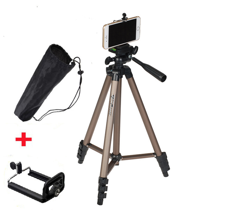 WEIFENG WT3130 3130 мини фото смартфон крепление для селфи цифровая камера штатив подставка для путешествий штатив портативный для Canon Nikon IPHONE