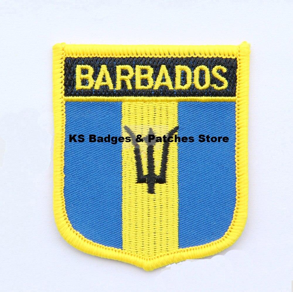 ٩(^‿^)۶Croacia escudo forma bandera bordaron remiendos de la bandera ...