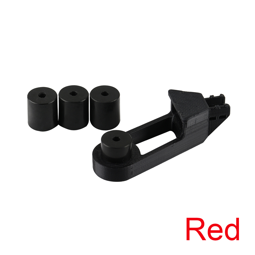 Silicone Solid Spacer With Y Axis Wire Retrain CR-10 For CR-10/CR10S/CR-X Ender-3 Printer Solid Bed Mount Strain Relief Bracket