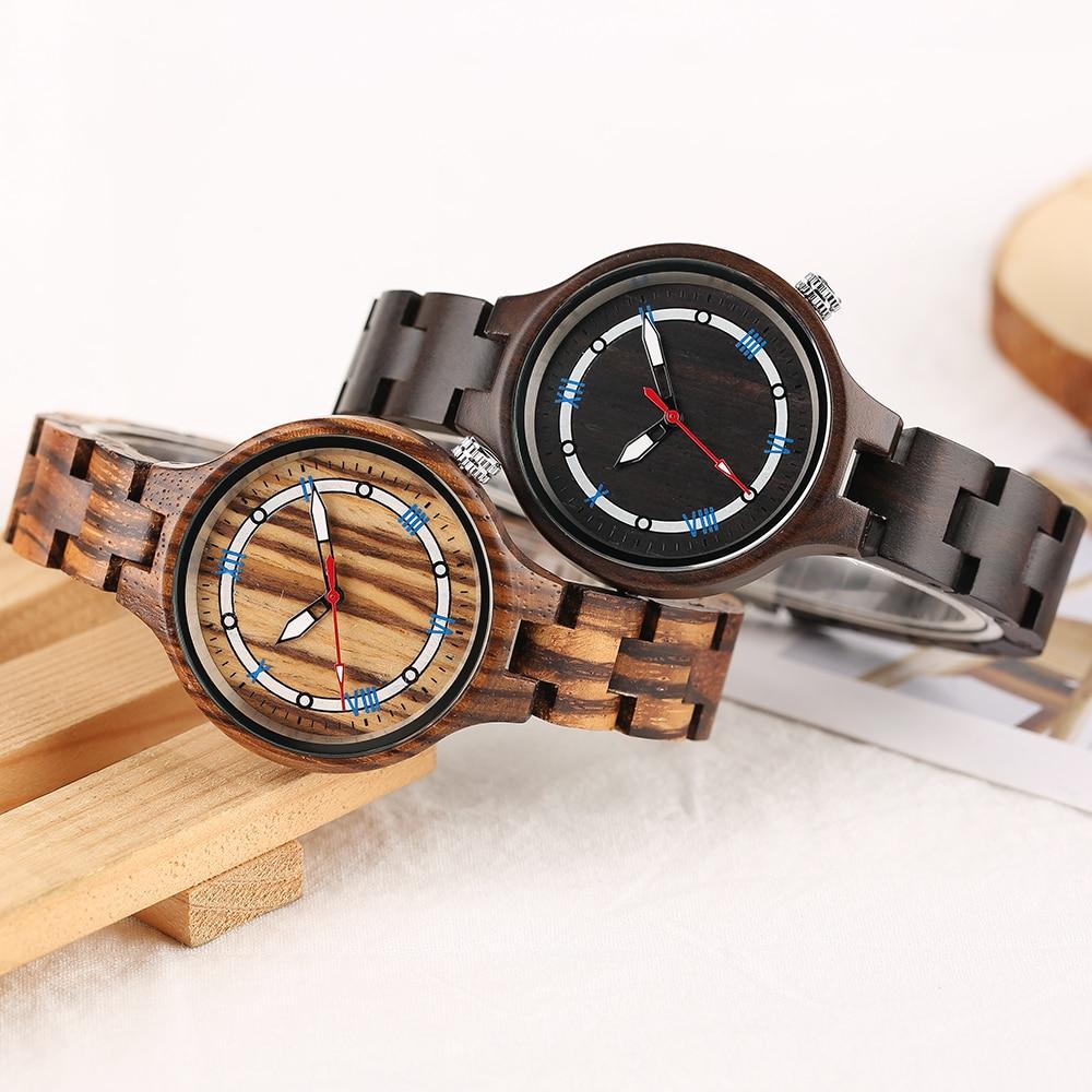 Full Wooden Watches Small Band Bracelet Bangle Wood Watch Women Female Clock Fashion full wooden watches small band bracelet bangle wood watch women female clock fashion