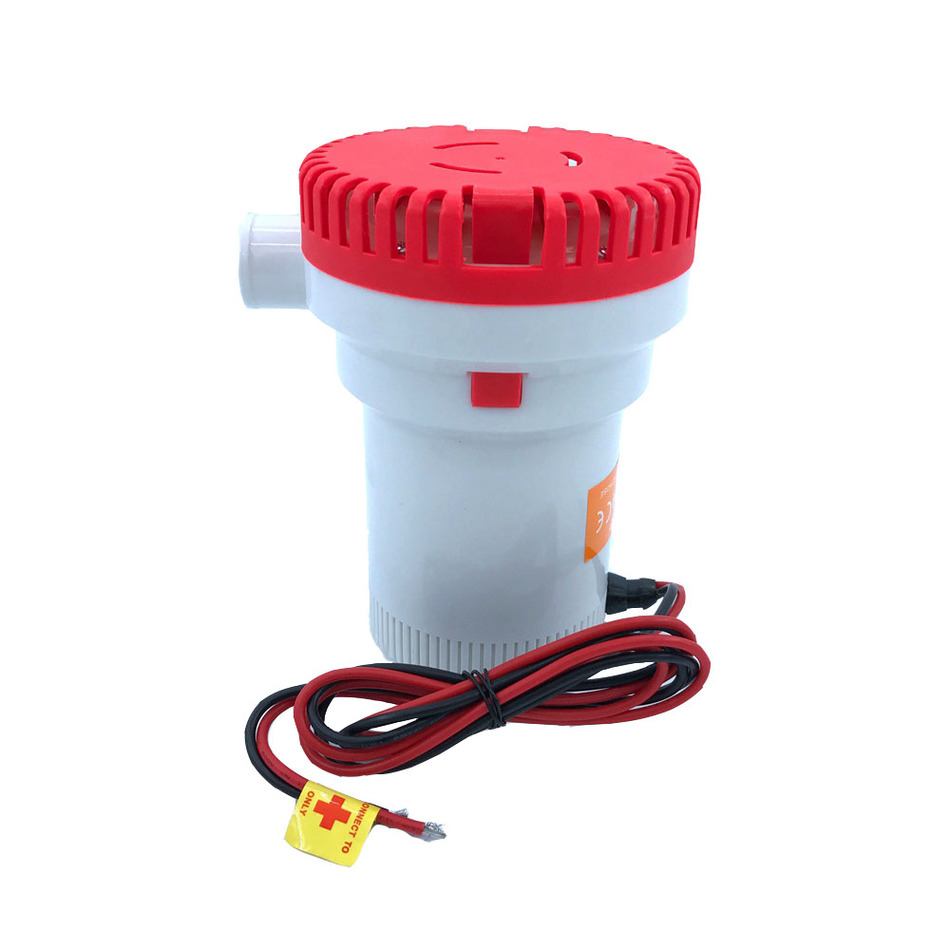 Bilge Submersible Water Pump 12V 24V 1500GPH Micro Marine Boat Seaplane Motor Homes Houseboat Aquario Filter Accessories  free shipping 1100gph 12v high flow submersible used water in boat seaplane motor homes houseboat
