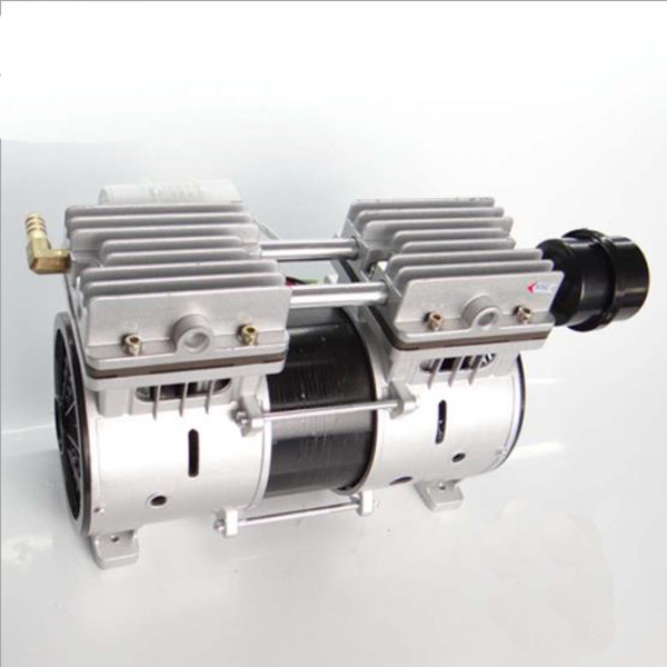 OL550 Oil-free Silent Air Compressor Head 550W Oxygen Generator Booster Pump Head Small Piston Air Compressor Air Pump