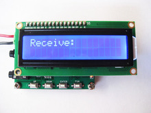 цены Free shipping DT210 DTMF decoder encoder DTMF module display dual tone multi frequency audio decoding digital display