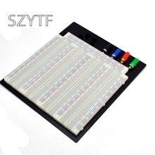 3220 Hole Point Solderless Breadboard Welding Free Circuit Test Board ZY-208  MB-102 Breadboard