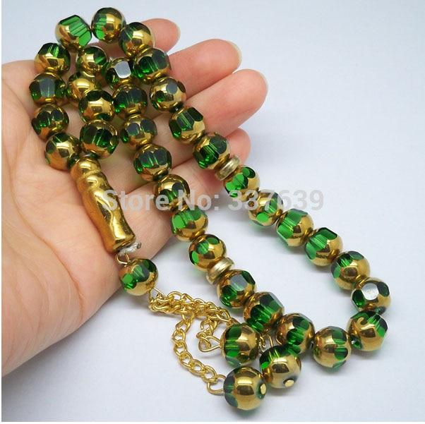 Зеленый цвет мусульманский