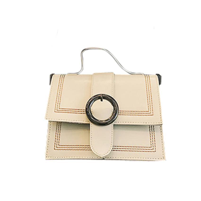 2018 новейшие модные женские Искусственная кожа вышивка сумка через плечо сумка женская Пряжка Сумочка # t