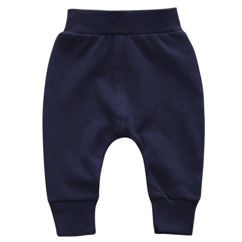 2017 Fall Winter Newborn Infant Baby Boys Girls Thick Pants Bloomers PP Long Pants Leggings