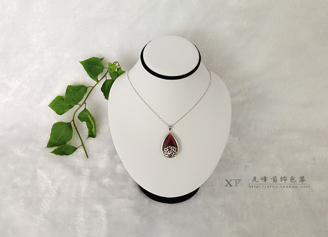 Free shipping wholesale promotional Jewelry display necklace stand neckform medium bust torso