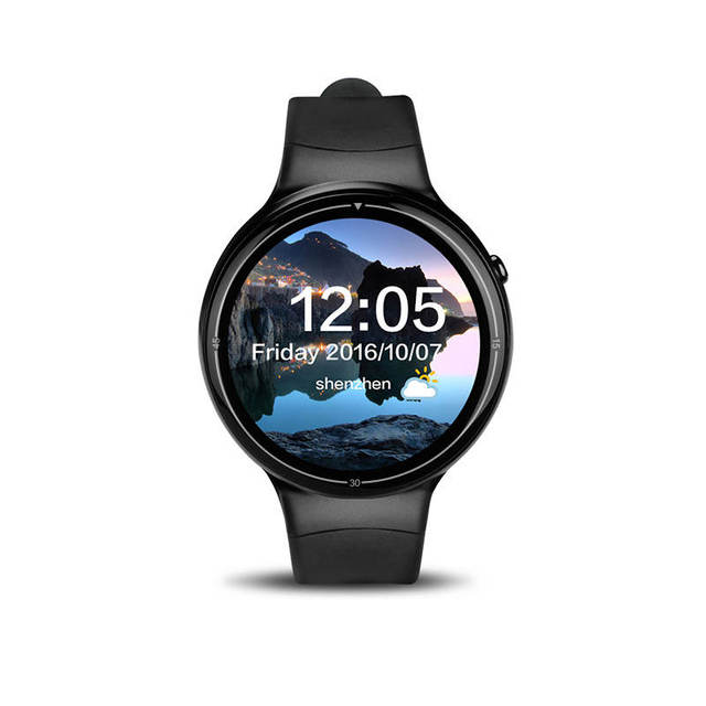 black Smartwatch android 5c649caf6dab4