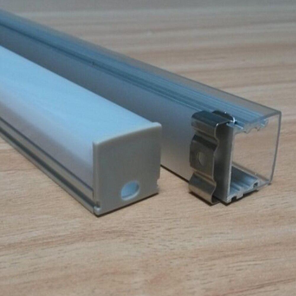 30m (30pcs) o mulțime, 1m per bucată a condus aluminiu profil - Iluminat cu LED