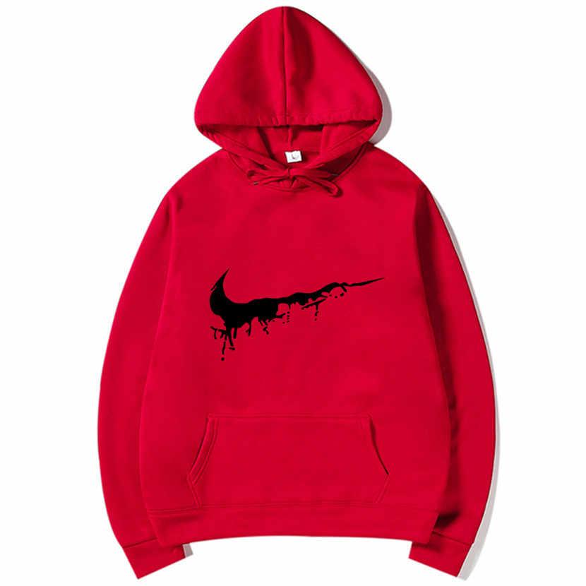 2019 Nieuwe Mode Suprem Merk Hip Hop Mannen Hoodies Casual Mannen Hooded Grappig Afdrukken Hoodies Sweatshirt Mannelijke Hoody Jassen