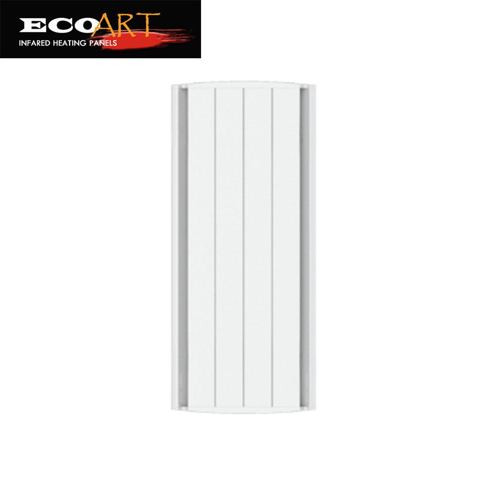 1500W Vertical Electric Radiator  Thermal inertia Storage heater with Digital Controller