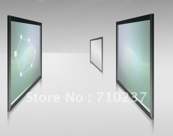 "23.6"" Infrared touch screen/Panel, IR touch frame, IR touch overlay kit free shipping cost"