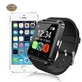 Высокое качество спорт смарт часы U8 для iphone мужчины наручные часы Reloj из светодиодов сенсорный Bluetooth android-автомобильный женщины часы Mujer 2016 свободного покроя