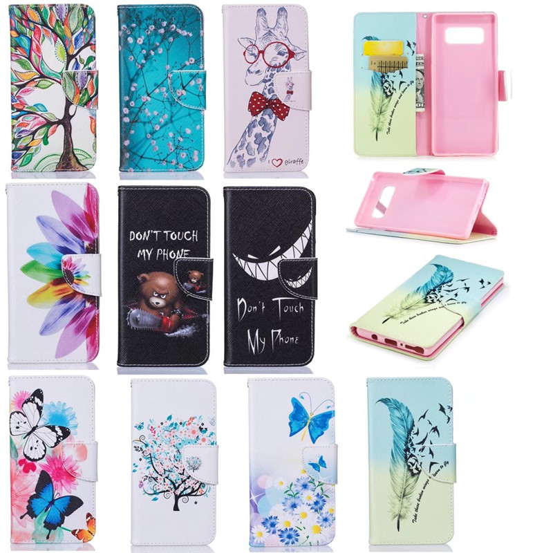 luxury-wishing-tree-giraffe-leather-for-samsung-note-8-note-5-note3-fontb4-b-font-flip-card-slot-wal