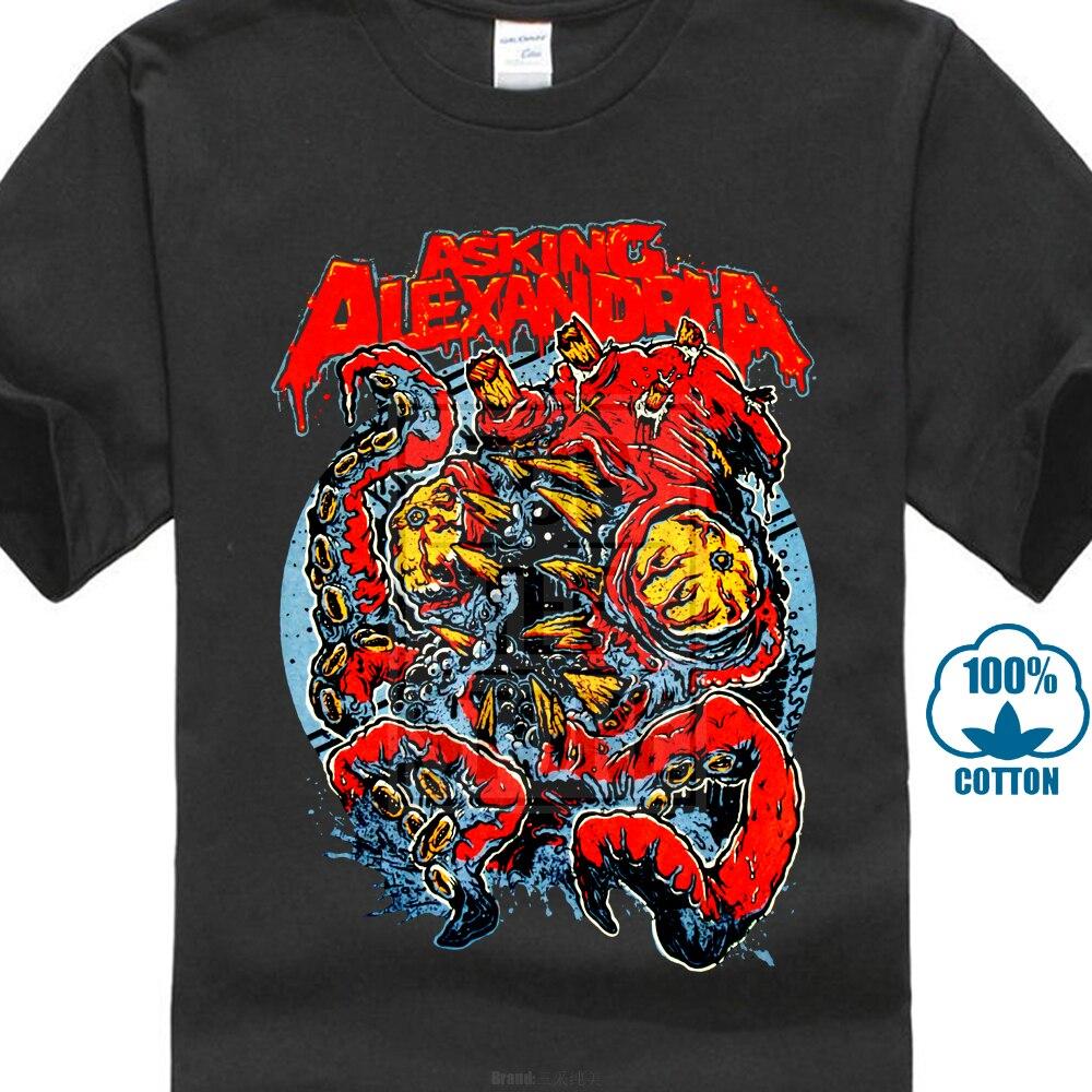 Official Asking Alexandria Don/'t Pray For Me Unisex T-Shirt Full Hellion Blooded