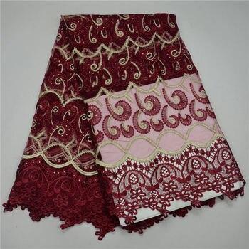 Braut Spitze Stoff   Afrikanischen Stil Embroildery Französisch Spitze Designs Mit Perlen Braut JL