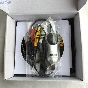 Image 3 - Конвертер RCA USB 2,0 для ПК, конвертер аналогового видео с vhs,v8,Hi8, работает на Windows 7, 8, 10, 2017