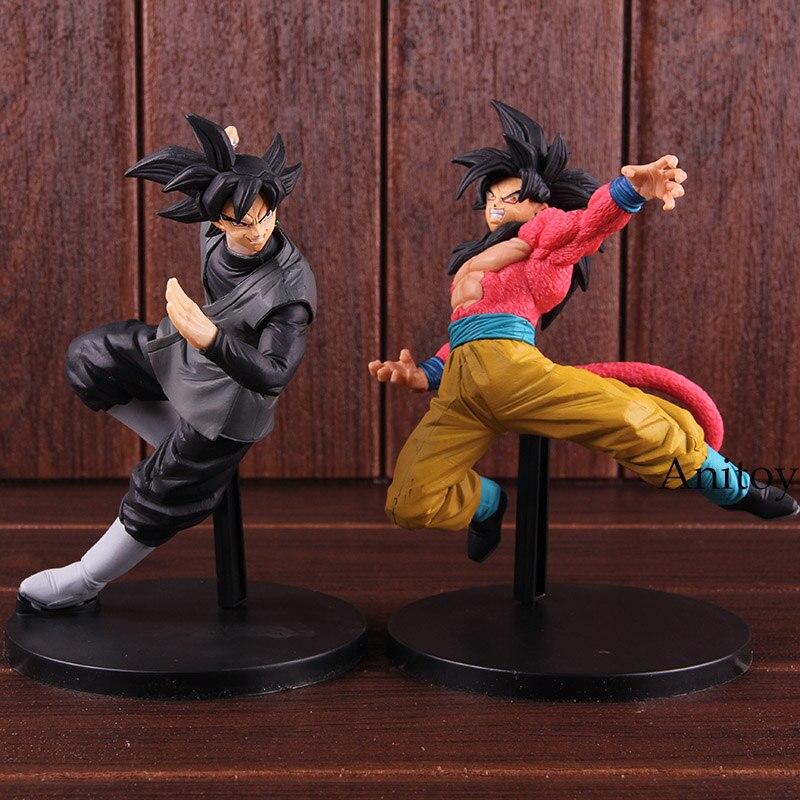 Dragon Ball SUPER Son Gokou FES!! Goku Black Zamasu / Super Saiyan 4 Son Goku SSJ4 Figure Action PVC Collectible Model Toy 1