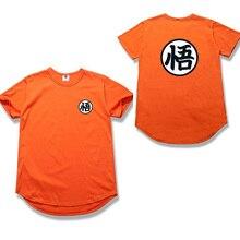 New Dragon Ball T shirt Men Tee Shirt Homme 2017 Summer Style Anime Comic V Neck