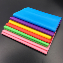 1.2m Elastic Yoga Pilates Rubber Stretch Exercise Band