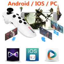 Bluetooth Wi-fi VR Field Distant Management Gamepad 3D VR Glasses Good Telephone for ios Android Common Transportable Mini Recreation Controll