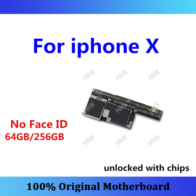 the latest c5470 38927 US $206.95 |For iPhone X 10 Unlocked Motherboard No Face ID 64GB 256GB For  iphone X motherboard Replace IOS Logic board With Chips Mainboard-in Mobile  ...