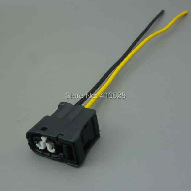 shhworldsea 2pcs 2Pin Ignition Coil Connector Case For Toyota 1JZ 2JZ 1JZ  GTE 2Jz for Lexus SC300 for Mazda RX7 S6 7283-8226-30