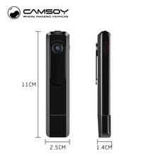 C181 Wearable Mini Camera Mini DV 1080P Full HD H 264 Pen Camera Voice Recorder Pen Micro Body Camara DVR Video Camera cheap CMOS 1080P (Full-HD) C181 mini camera CAMSOY MicroSD TF HD Mini Pen Camera 1920*1080 1280*720 Built-in lithium battery 550MA