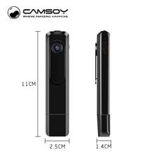 C181 giyilebilir Mini kamera Mini DV 1080P Full HD H.264 kalem kamera ses kaydedici kalem mikro vücut kamera DVR Video kamera