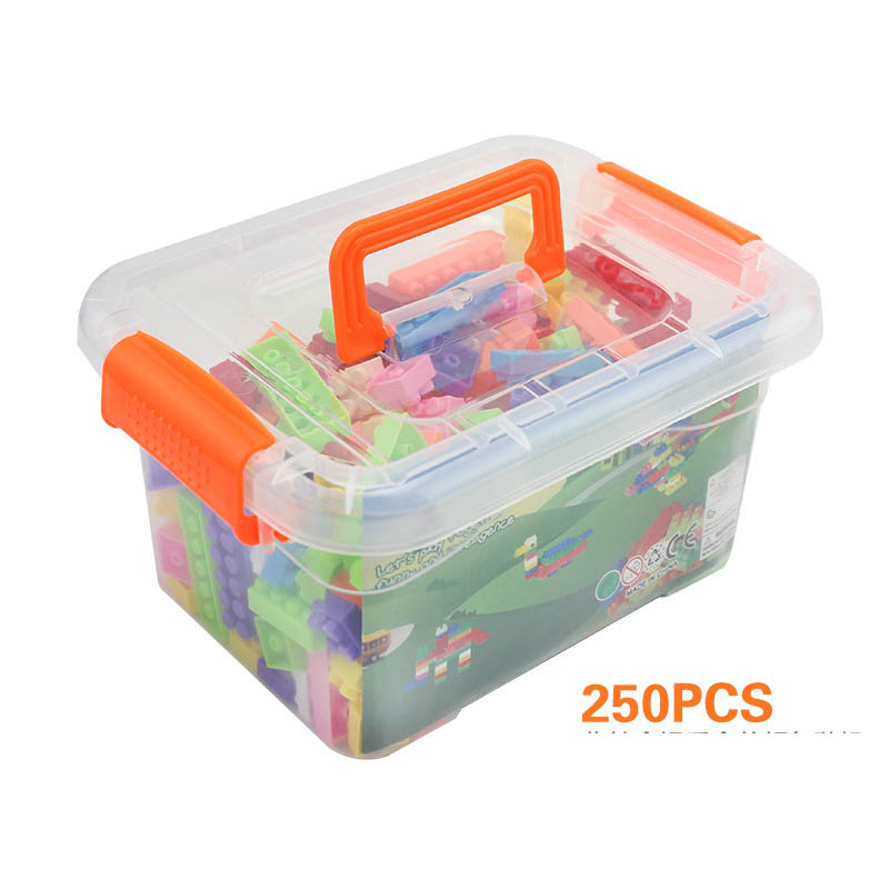 Storage Box For Toys 250pcs Building Blocks With Clear Plastic Storage Boxes  Legoe Storage Box In Storage Boxes U0026 Bins From Home U0026 Garden On  Aliexpress.com ...