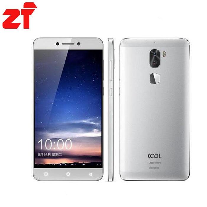 Original Coolpad letv cool1 5 5 4G LTE Dual Sim 32GB ROM Octa Core Android 6