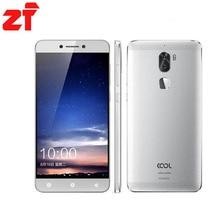 """Оригинальный Coolpad LeTV cool1 5.5 """"4 г LTE Dual SIM 32 ГБ Встроенная память Octa core Android 6.0 LeEco Прохладный 1 двойной задней камерами отпечатков пальцев"""