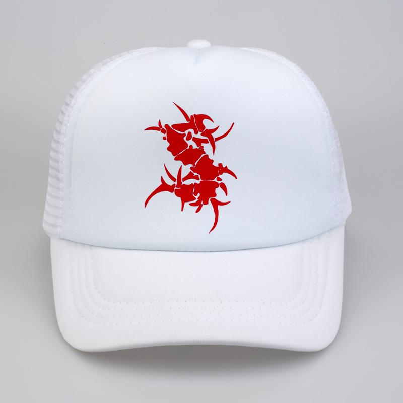 954d905b1e94d SEPULTURA Metal Rock Band Baseball Caps Summer Men Women Printed ...