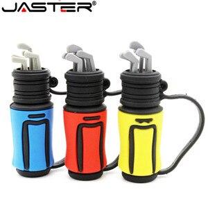 Сумка для гольфа JASTER, полная емкость, USB флеш-накопитель, 4 ГБ, 8 ГБ, 16 ГБ, 32 ГБ, 64 ГБ