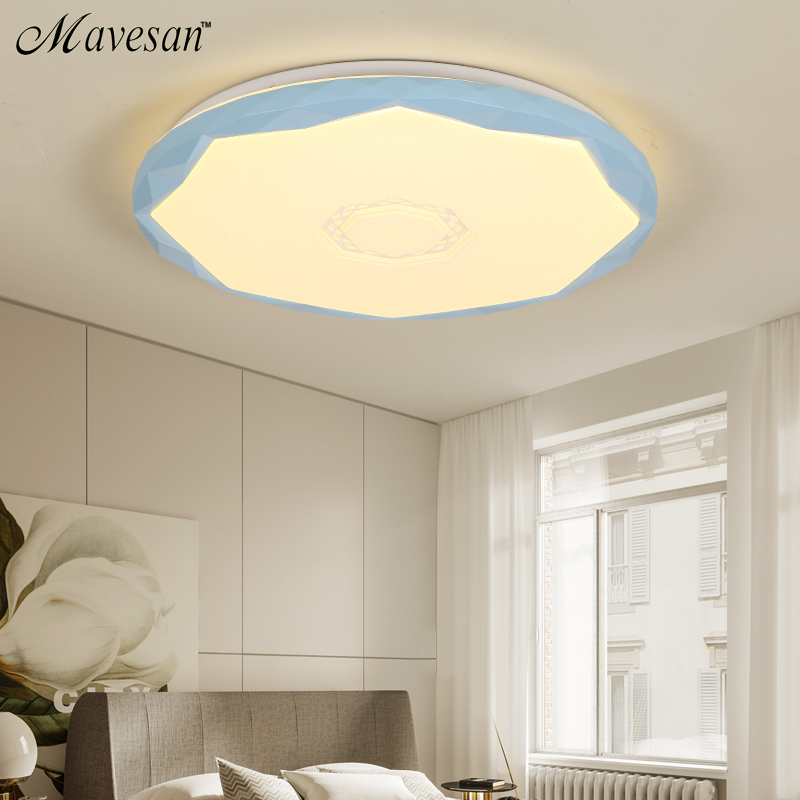 Modern ceiling light cold whitewarm white 90 265v ultra thin modern ceiling light cold whitewarm white 90 265v ultra thin ceiling lamp for for aloadofball Image collections