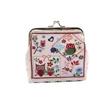 Kids Purse Animal Girl Cute Wallet Owl/Elephant Small Coin Purse Little Coin Purse Clutch Handbag Hasp Female Casual Carteira
