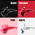 Red Pink Black B Titanium Auto Hair Curler Hair Care Styling Tools Ceramic Wave Hair Roller Magic Curling