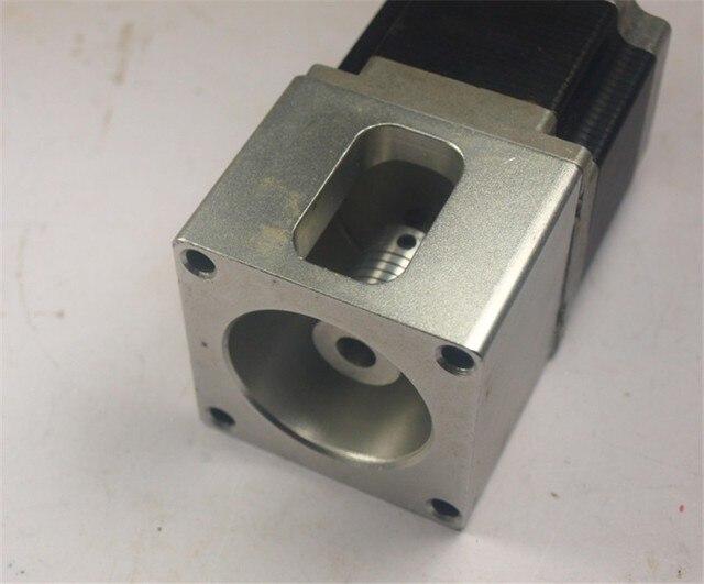 Funssor cnc diy nema 23 stepper motor mount holder for Nema 34 stepper motor mount