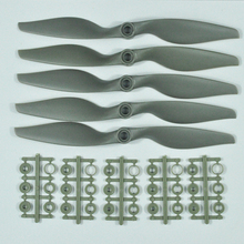 10pcs APC 7*5 RC Paddle Propeller Blade for RC Plane Quad copter Fixed-Wing Helicopter RC Lipo Battery