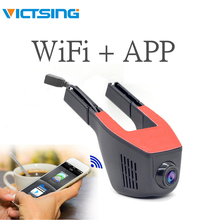 hot deal buy victsing car dvr camera video recorder 1080p wifi 170 degree car dvr dash camera video recorder g-sensor drive recorder wifi