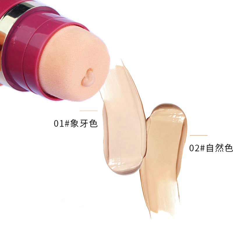 Image 3 - Makeup Foundation Cream Oil control Concealer Matte Base BB Cushion Face Full Coverage Professional Make Up-in Face Foundation from Beauty & Health