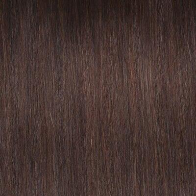"""ShowCoco, человеческие волосы для наращивания на заколках, объемная волна, 7 шт. в наборе, двойные пряди, корейские волосы для наращивания на заколках, 1""""-24"""" - Цвет: Color 2"""