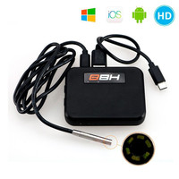 5.5mm For Android USB Smartphone Extended camera borescope USB Endoscope