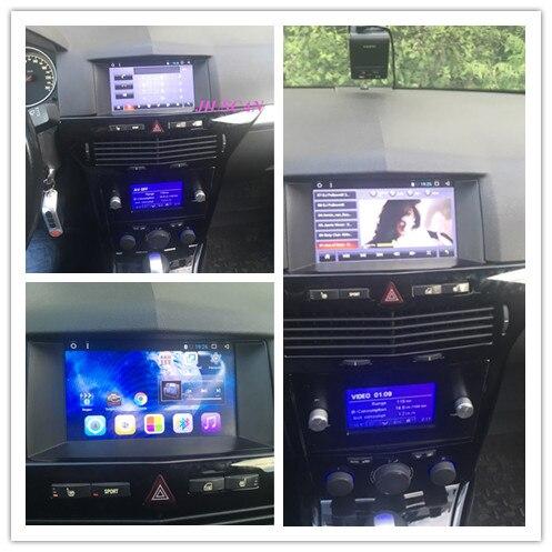 imágenes para Android 6.0 HD de Pantalla Táctil de Coches Radio GPS Headunit para Opel Astra Unidad H 2006-2011 Estéreo Del Coche para Opel H SWC USB Wifi Gratuito Cam