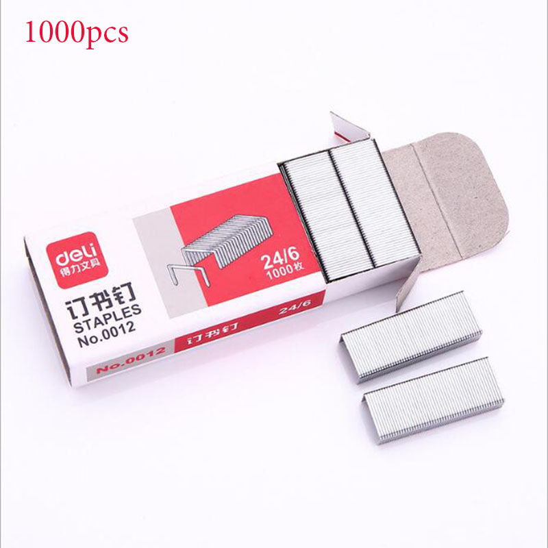 1 Pack / 1000pcs Staples 10 # Stapled Office Minimally Invasive Suture