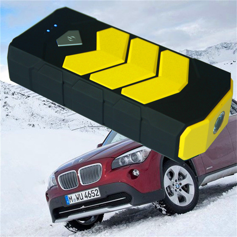 все цены на New Car Jump Starter 12V Portable Starter Power Bank Emergency Starting Device Charger for Car Battery Booster Buster Diesel