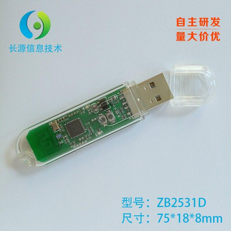 Zigbee CC2531USBdongle Protocol Analyzer PacketSniffer Adapter