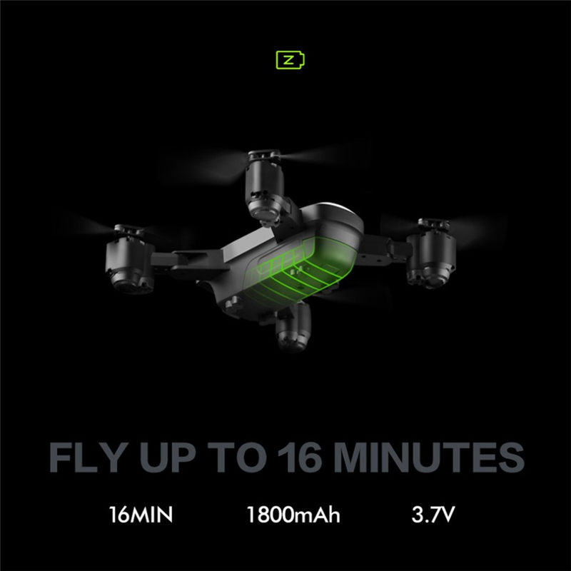 S20 6 Axles Gyro Mini GPS Drone Camera 2.4G With 110 Degree Wide Angle Altitude Hold RC Quadcopter Portable - sport-action-video-cameras, portable-audio-video, drone, cameras-and-camcorders, camera-drones